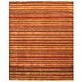 Handmade Lori Toni Wool Rug (9' x 12')