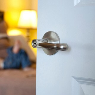 Sure-Loc Helena Passage Door Lever