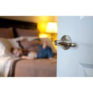 Sure-Loc Helena Privacy Door Lever