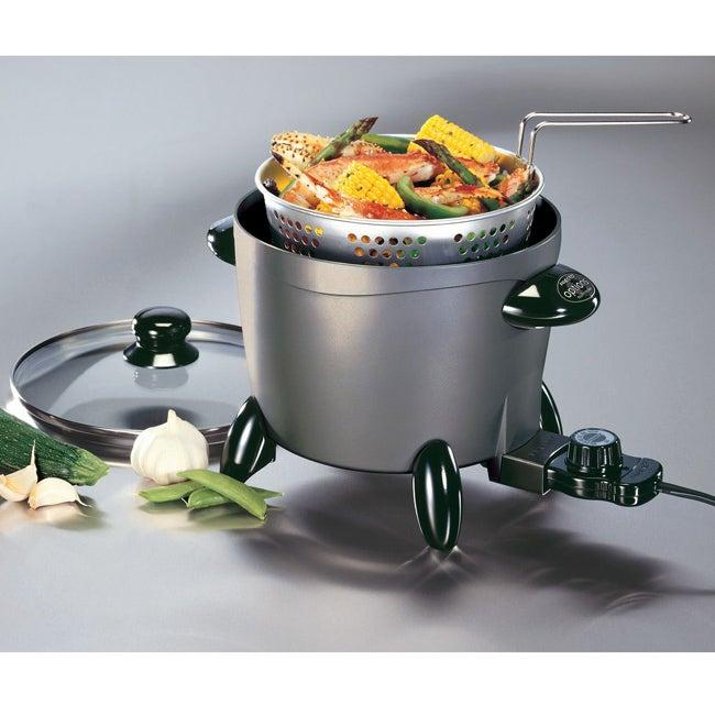 Aluminum Options Multi-cooker Steamer