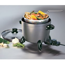 Aluminum Options Multi-cooker Steamer