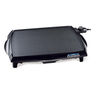 Presto 07046 Tilt'n Drain Cool-Touch Big Griddle