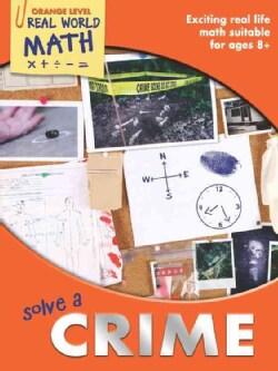 Solve a Crime (Paperback)