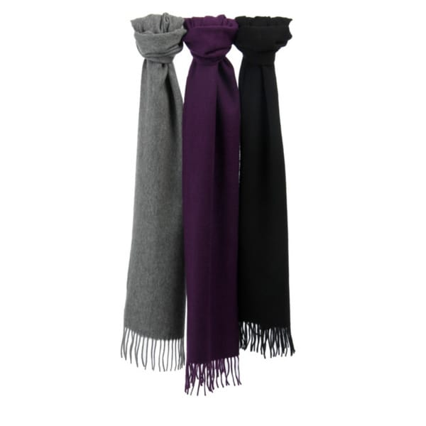 Cashmere Showroom Cashmere Blend Scarf