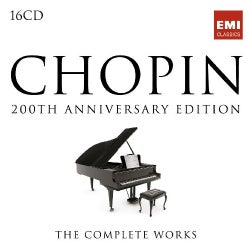 Various - Complete Chopin Edition- 200th Anniversary