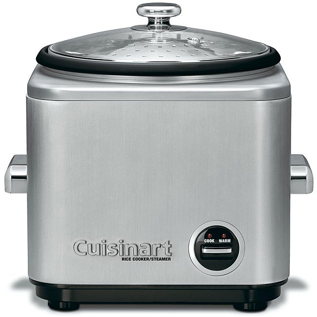 Cuisinart CRC-800 8-cup Rice Cooker (Refurbished)