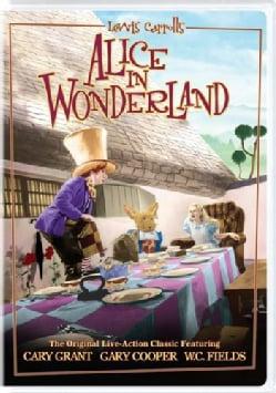 Alice In Wonderland (DVD)