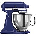 KitchenAid KSM150PSBU Cobalt Blue 5-quart Artisan Tilt-Head Stand Mixer **With Rebate**