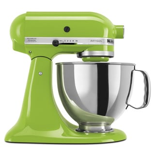 KitchenAid KSM150PSGA Green Apple 5-quart Artisan Tilt-Head Stand Mixer **with Cash Rebate**