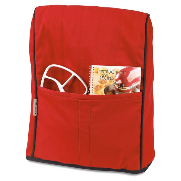 KitchenAid KMCC1ER Empire Red Stand Mixer Cloth Cover