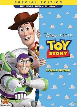 Toy Story (Special Edition) (Blu-ray/DVD)