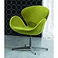 Swan Chair Green