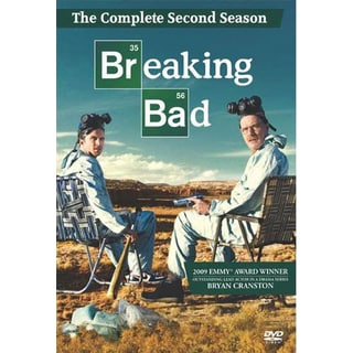 Breaking Bad: The Complete Second Season (DVD) 6140916