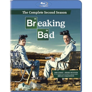 Breaking Bad: The Complete Second Season (Blu-ray Disc) 6140922