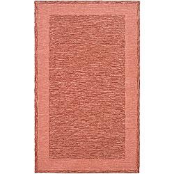 Safavieh Hand-hooked Gabeh Red Rug (