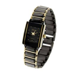 Geneva Women's Platinum Link Watch