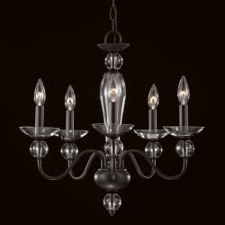 New Classic 5-light Mini Chandelier