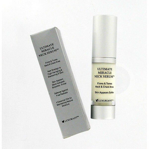 Luxuriant Ultimate Miracle Neck Serum