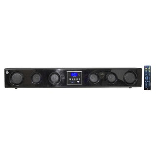 Pyle 6-way Multisource Sound Bar