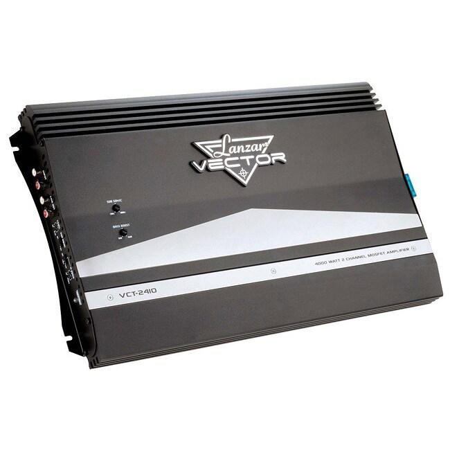 Lanzar VCT2410 4000-watts 2-channel Amplifier