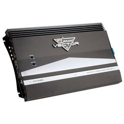 Lanzar VCT2410 4000-watts 2-channel Amplifier