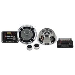 BrandX L62CK 6.5-inch 2-way Component Speaker System