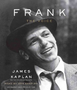 Frank: The Voice (CD-Audio)