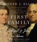 First Family: Abigail & John Adams (CD-Audio)