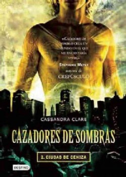 Ciudad de ceniza / City of Ashes (Paperback)
