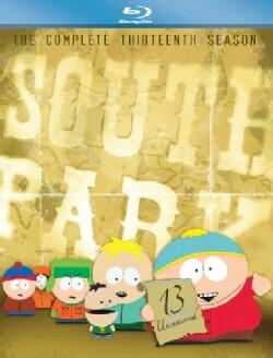 South Park: The Complete Thirteenth Season (Blu-ray Disc)