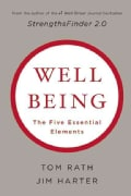 Wellbeing: The Five Essential Elements (Hardcover)