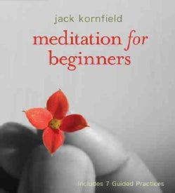 Meditation for Beginners (CD-Audio)