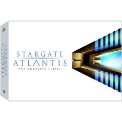 Stargate Atlantis: The Complete Series Giftset (DVD)