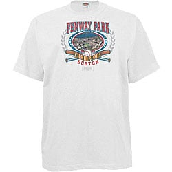 Commemorative Fenway Park White T-shirt
