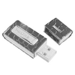 SanDisk 8GB Cruzer Gator USB 2.0 Flash Drive (Bulk Packaging)