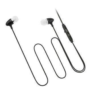 BasAcc Eforcity Universal 3.5mm In-ear Stereo Headset with Mic