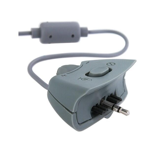 INSTEN XBox 360 - White Headset