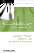 Children's Memory: Psychology and the Law (Hardcover)