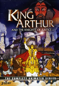 King Arthur And The Knights Of Justice: Complete Series (DVD)