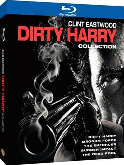 Dirty Harry Collection (Blu-ray Disc)