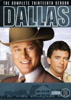 Dallas: The Complete Thirteenth Season (DVD)