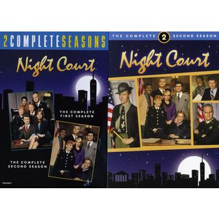 Night Court: The Complete Seasons One & Two (DVD)