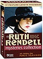 The Ruth Rendell Mysteries: The Complete Collection (DVD)