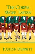 The Corpse Wore Tartan (Hardcover)
