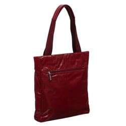 Cosmo Women's Italian Leather Tote Bag