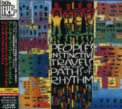 TRIBE CALLED QUEST - PEOPLE'S INSTINCTIVE TRAVELS & THE