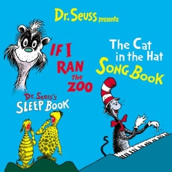 Artist Not Provided - Dr. Seuss Presents Cat In The Hat Songbook, If I Ran The Zoo, Dr. Seuss' Sleep Book