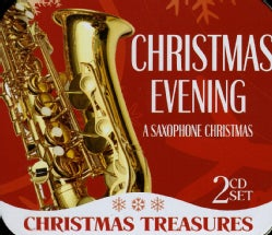 CHRISTMAS EVENING-SAXOPHONE - CHRISTMAS EVENING-SAXOPHONE
