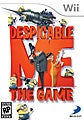 Wii - Despicable Me- By D3 Publishing