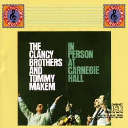 Clancy Brothers - In Person At Carnegie Hall